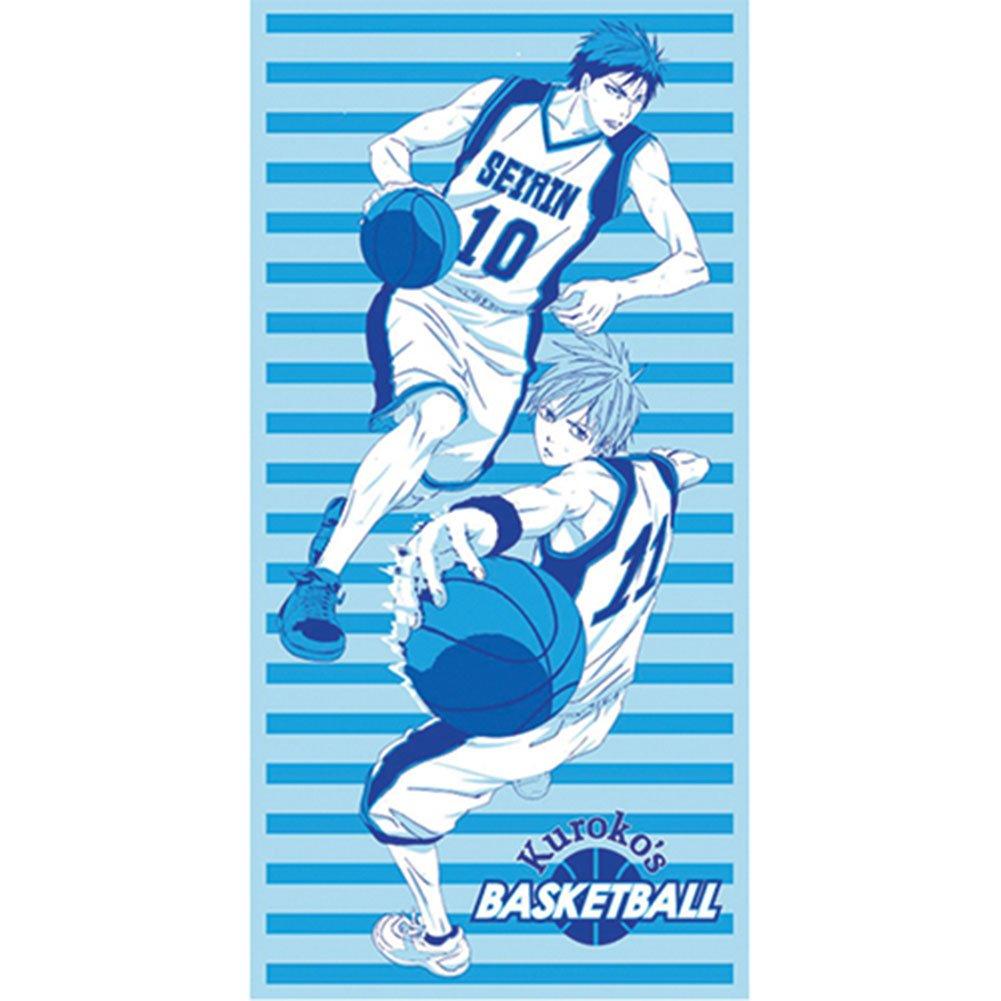Towel - Kuroko's Basketball - New Tetsu & Kagami Beach/Bath Licensed ge58043   B00JL3MDMA