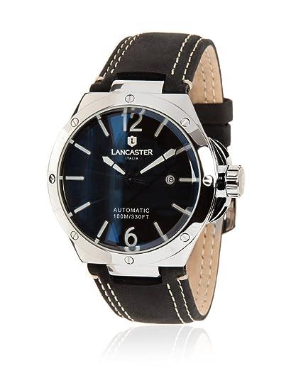 b18752832b4d Lancaster Reloj automático Space X 48 mm48 X 57.5 mm  Amazon.es  Relojes