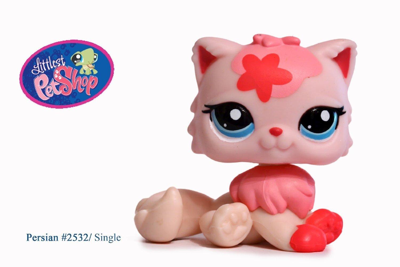 Amazon.es: Littlest Pet Shop, LPS 2532, Gato: Juguetes y juegos