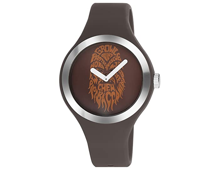 AM: PM Star Wars Chewbacca marrón unisex reloj sp161-u458: AM:PM: Amazon.es: Relojes