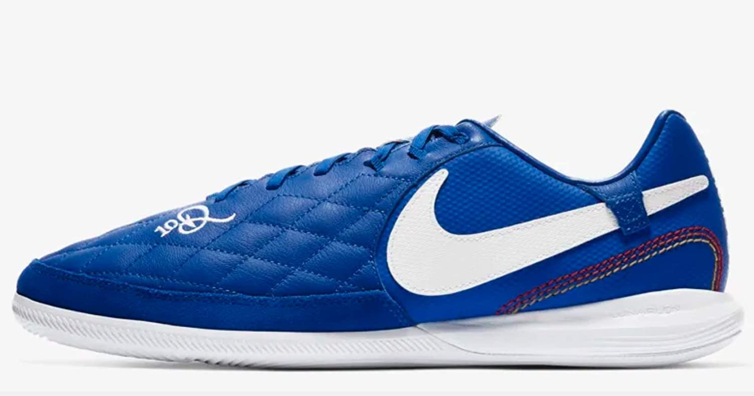 colorante esponja Siete  Amazon.com: Nike Lunar Legend 7 Pro 10R IC Soccer Cleats (11.5 M US, Game  Royal/White): Sports & Outdoors