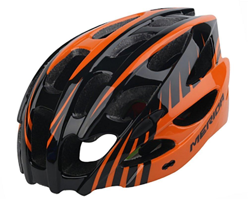 BMDHA Fahrradhelm Einstellbar Effizienter Schutz Des Kopfes Atmungsaktiv Komfortabler Schutzhelm 56-61Cm (Unisex, 7 Farben)