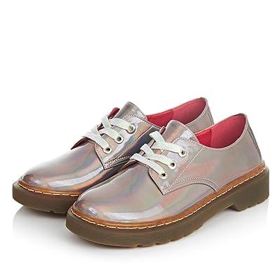 MINIVOG MINIVOG WoMen Kitten Heel Pump Shoes Gun metal Grey Big Sale