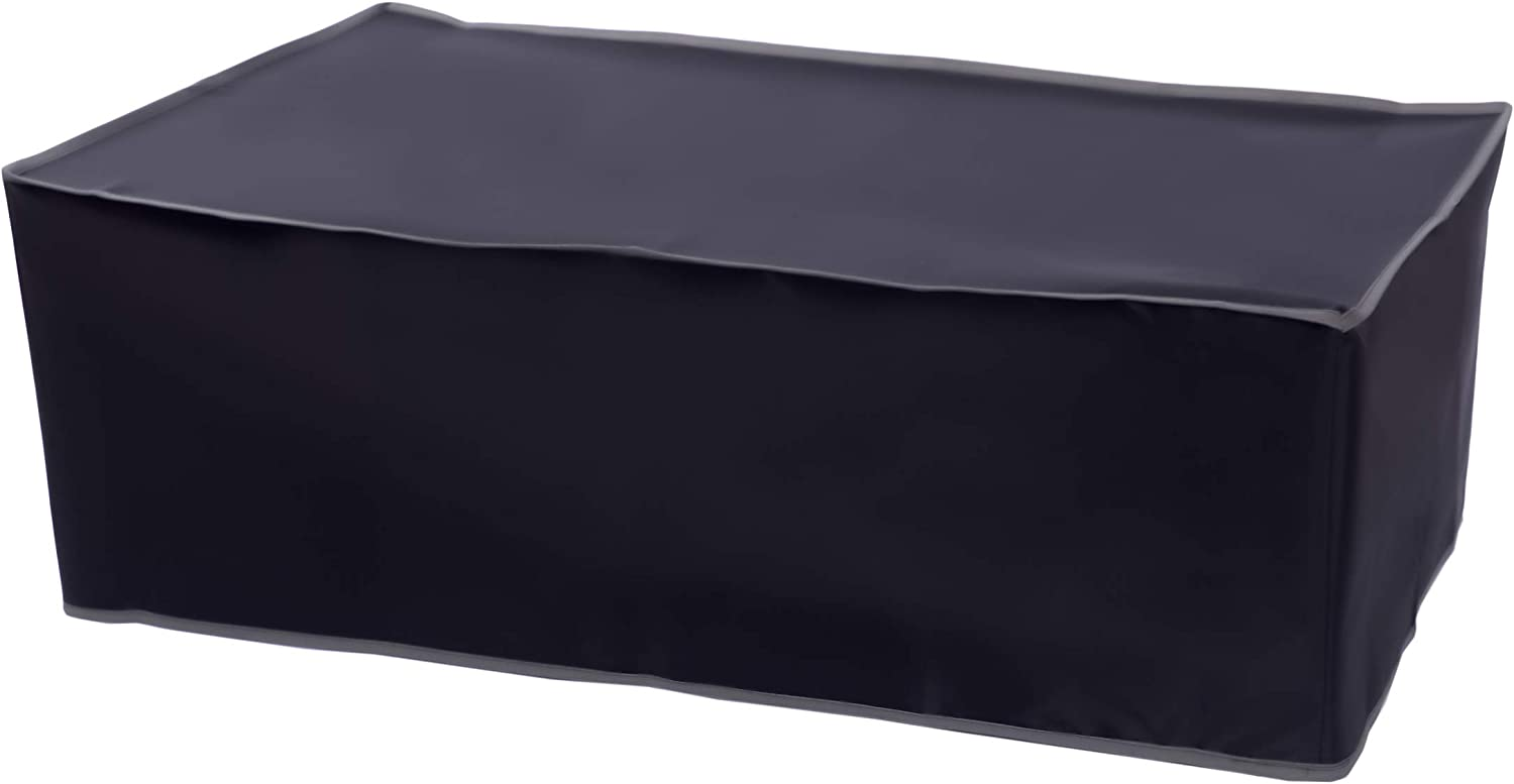 The Perfect Dust Cover, Black Nylon Cover for HP Envy Photo 7820, Envy Photo 7855 and Envy Photo 7858 Wireless Printers, Anti Static and Waterproof Cover by The Perfect Dust Cover LLC