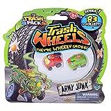 The Trash Pack Series 1 Trash Wheels 2-Pack Army Junk