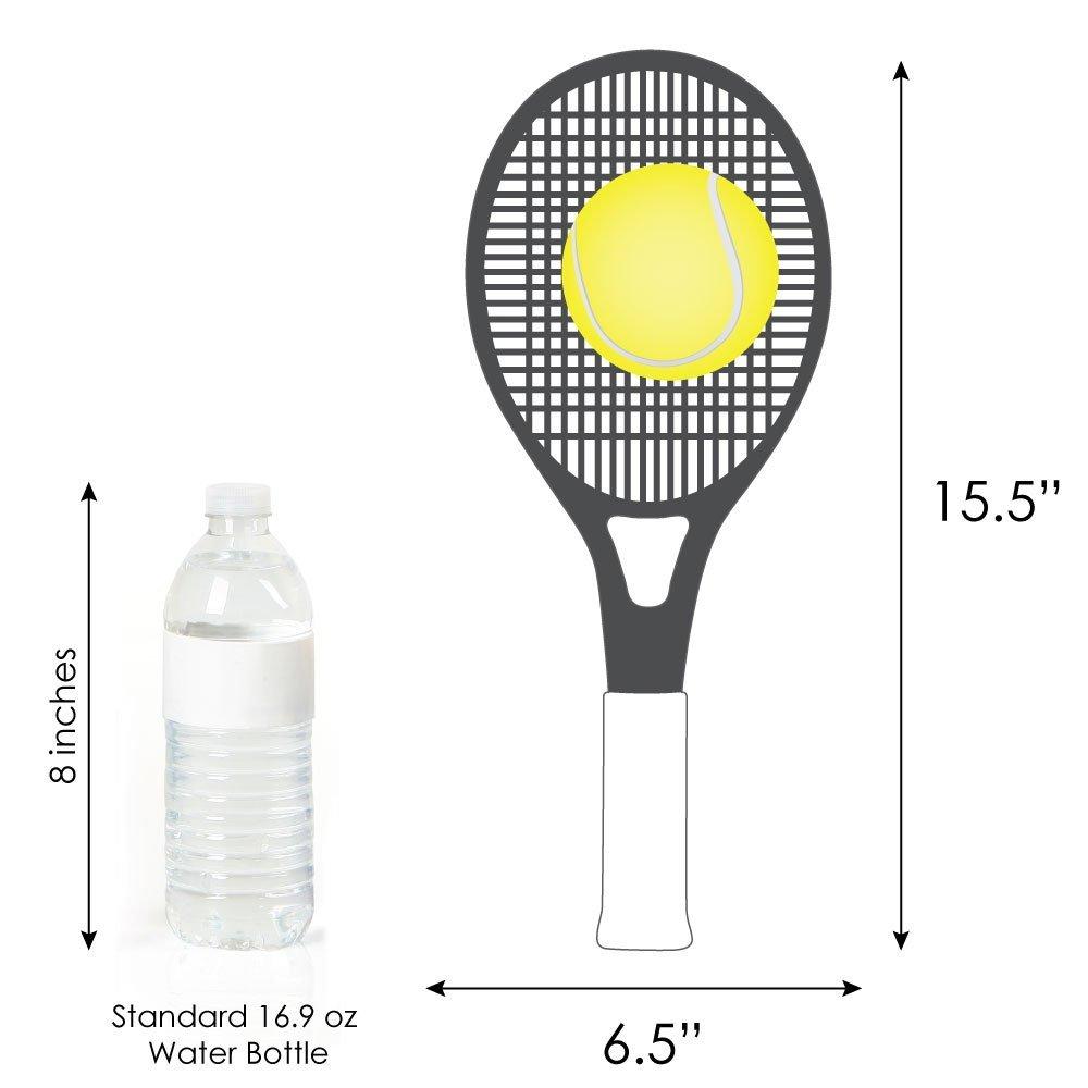 Amazon.com  Big Dot of Happiness  Tennis Party 07dbfbae58efa