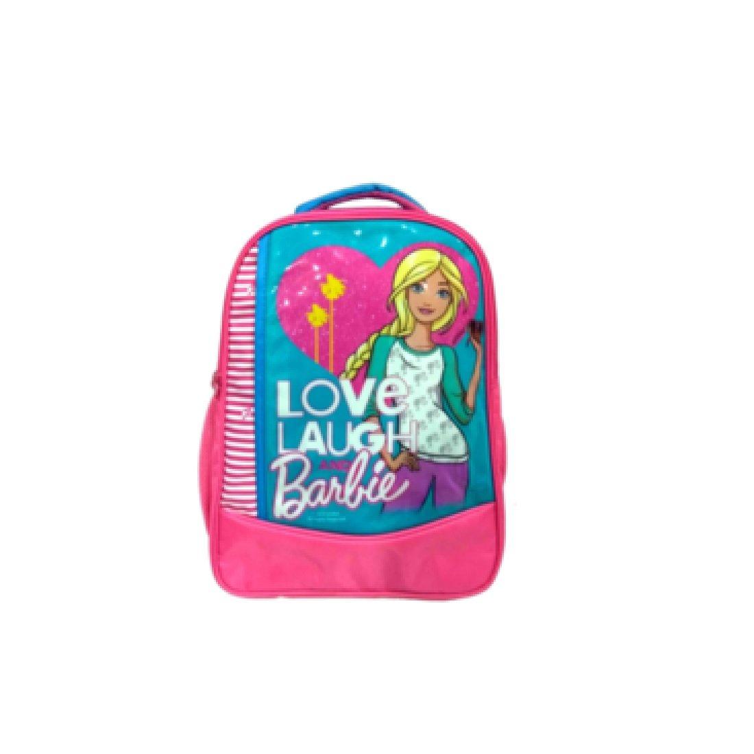 Barbie Blue School Backpack (MBE-MAT361)
