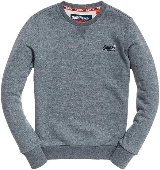 Superdry Orange Label Crew Sweatshirt Men's Tops