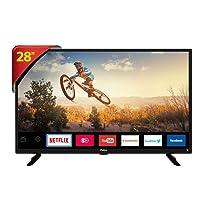 """Tv Led 28"""" Philco Smart PTV28G50SN - DTV, Wi- Fi integrado, HDMI e USB UNICA"""