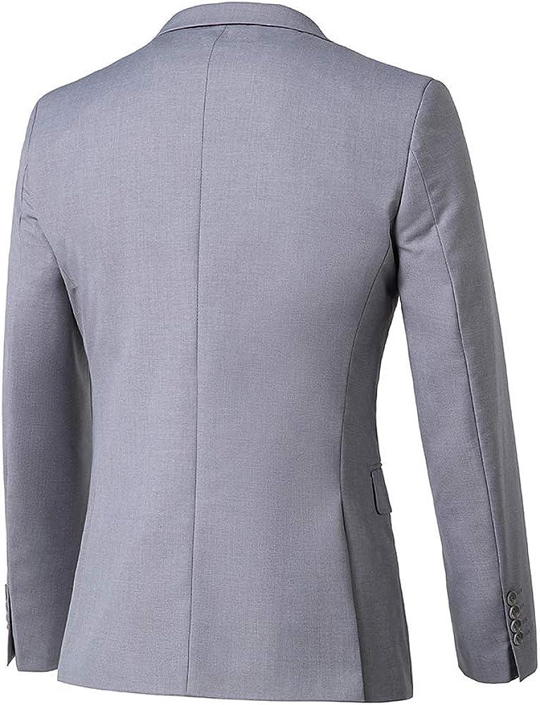 High-End Suits 3 Pieces Men Suit Set Slim Fit Groomsmen//Prom Suit for Men Two Buttons Business Casual Suit