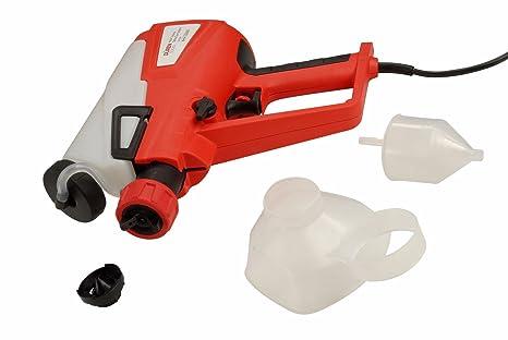 DUREN 321230 turbina eléctrica pintura pistola para manguera de jardín