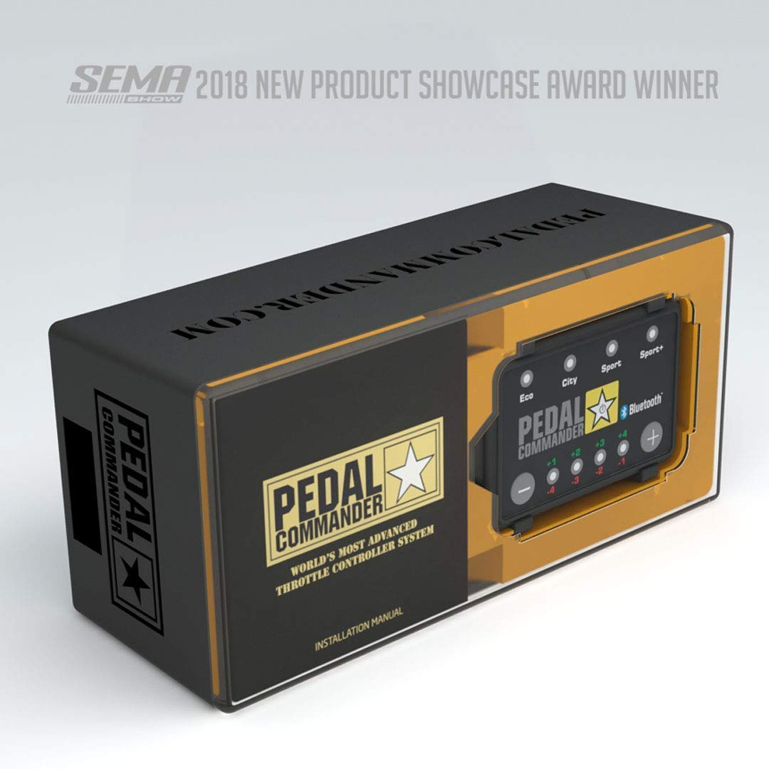Pedal Commander throttle response controller PC43 Improve FUEL ECONOMY up to 20/% with ECO mode
