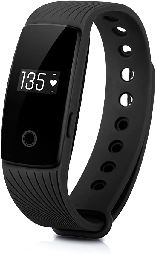 Amazon.com: Diggro Fitness Tracker Heart Rate Smart Bracelet ...