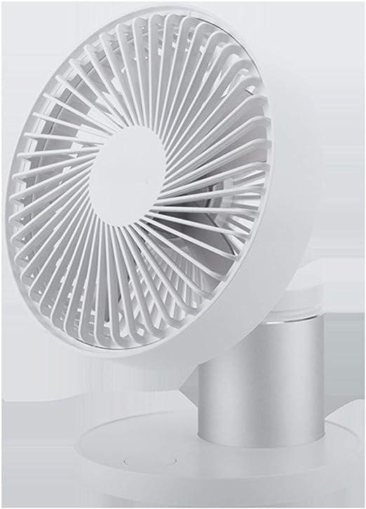 Zs-Cooling Fans Abanico Ventilador de Escritorio con Cabeza ...