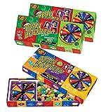 (Set) 2 Jelly Belly Naughty/Nice Christmas & Original Bean Boozled Games