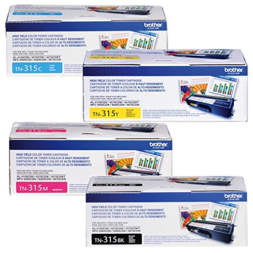 Brother MFC 9970CDW Yield Toner Cartridge