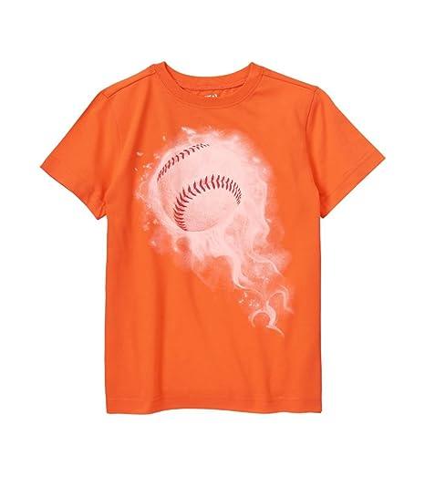 91f2203d3b3 Amazon.com  Crazy 8 Boys  Big Short-Sleeve Baseball Tee  Clothing