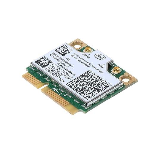 ZOUCY Intel Wireless-N Tarjeta WiFi 2200 BNHMW 60Y3295 20200048 ...