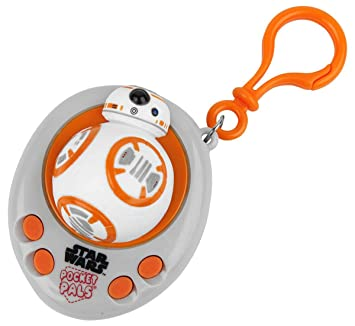 STAR WARS 882041035520 Llavero de Figura de Pocket PAL ...