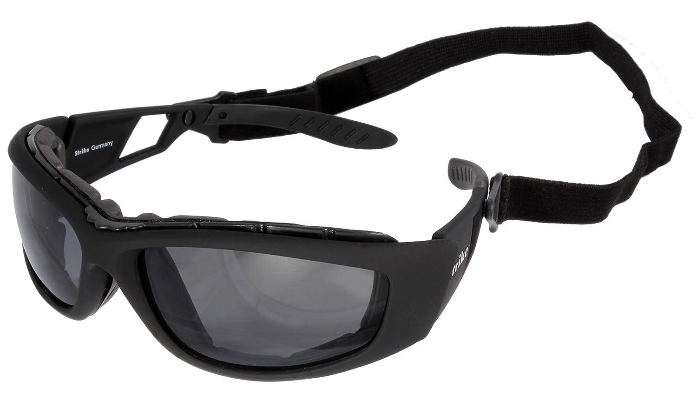 STRIKE EYEWEAR Sportbrille Sonnenbrille 203 schwarz mit abnehmbarem Kopfband