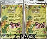 Cheap Delga Linaza Flaxseed 18 oz. w/Moringa,Piña,Nopal,Rasperry Keytone, Garcinia Cambogia 2-PACK