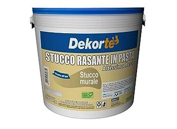 Gdm Stucco Rasante In Pasta Ideale Per Rasatura Di Pareti Interne
