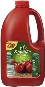 Fountain Tomato Sauce, 2L