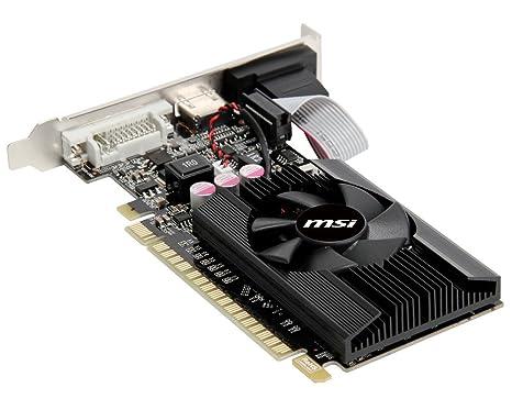 Amazon.com: GeForce GT 610, PCIe, 2 GB, DDR3, DP, HDMI, DVI ...