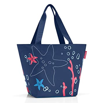 353051db56db3 Reisenthel Shopper M Special Edition Sporttasche, 51 cm, Aquarius ...