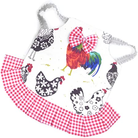 Chicken Saddle Apron Hen Jacket Back Feather Protection Backyard Poultry US FAST
