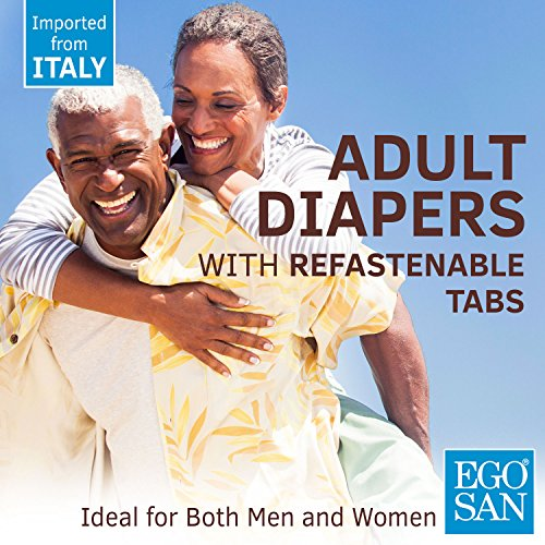 EGOSAN-Maxi-incontinence-Adult-Diaper-Brief-Maximum-Absorbency-And-Adjustable-Tabs-for-Men-and-Women-Small-30-Diapers