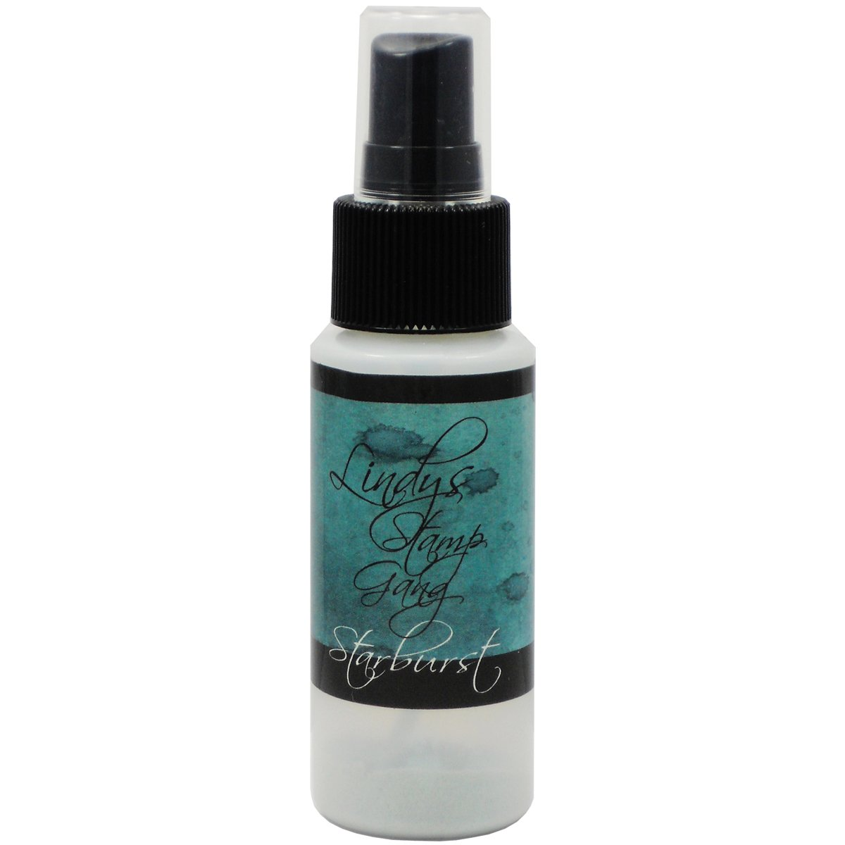 Lindy's Stamp Gang Starburst Spray 2oz Bottle-Tainted Love Teal, Other, Multicoloured Notions Marketing 398803