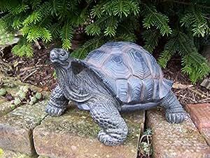 Jardín Figura tortuga grande