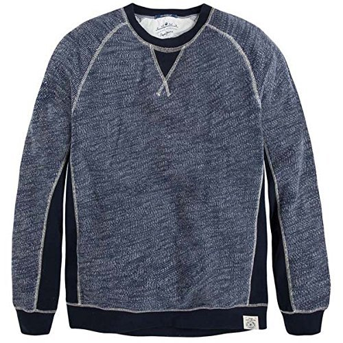 Pepe Jeans SUDADERA WINDSOR HOMBRE - Color STERLING BLUE (S)
