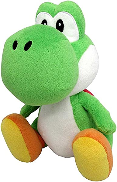 Amazon Com Luigi Toy Doll Movie Tv Stuffed Plush Doll Gift Yoshi