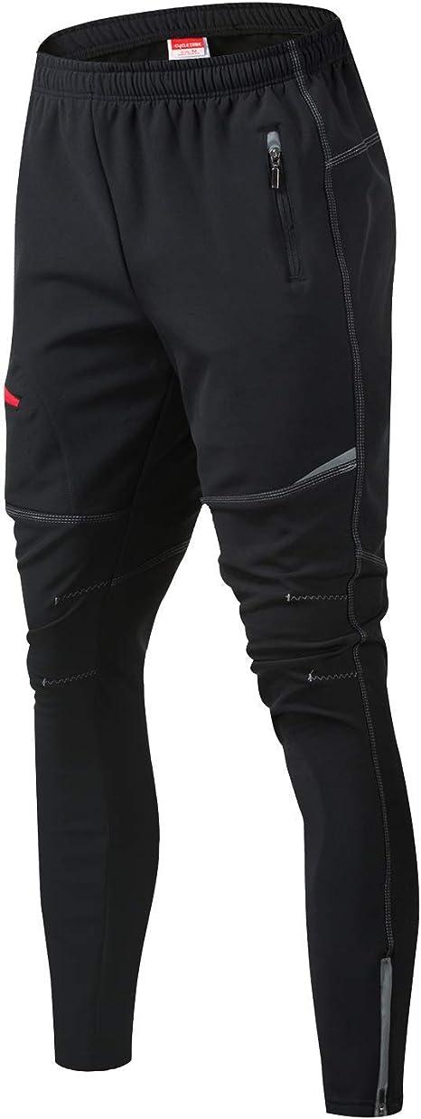 Outdoor Cycling Pants Men Women Sport Casual Trousers Waterproof Breathable UK