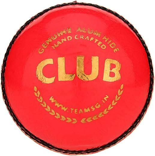 SG Club Cricket Ball - Pink