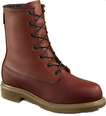 Amazon.com | Red Wing 815 Men's 8-inch Work Boot (Soft Toe ...
