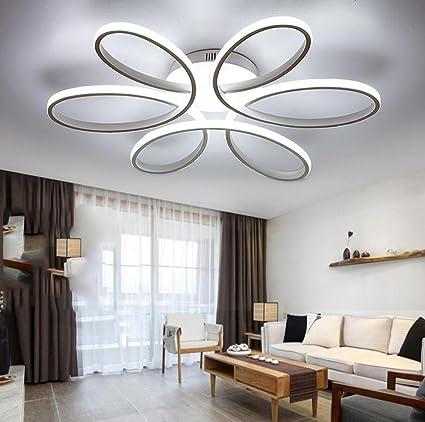 Lámpara de techo Led Dormitorio principal Cálido romántico habitación de los niños Sala de la boda de la muchacha Moderno salón moderno iluminación , ...