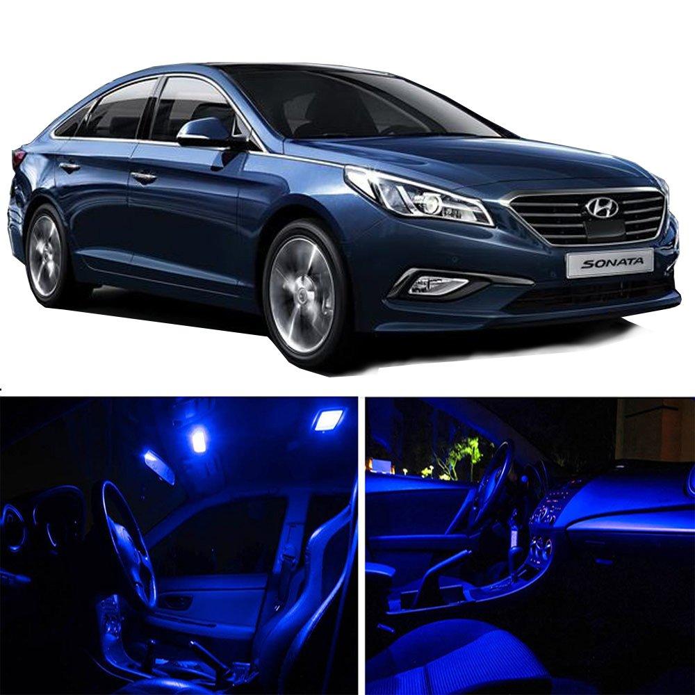 Hyundai Sonata Interior Lights Not Working