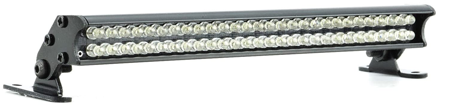 Apex RC Products 56 LED 138mm Aluminum Light Bar For 1/10 Short Course Trucks, Traxxas Slash, Slash 4X4, TRX-4, Nitro Slash, X-Maxx, Axial Score & Yeti XL #9045L