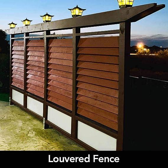 Versa valla – flex-fence sistema de la rejilla: Amazon.es: Jardín