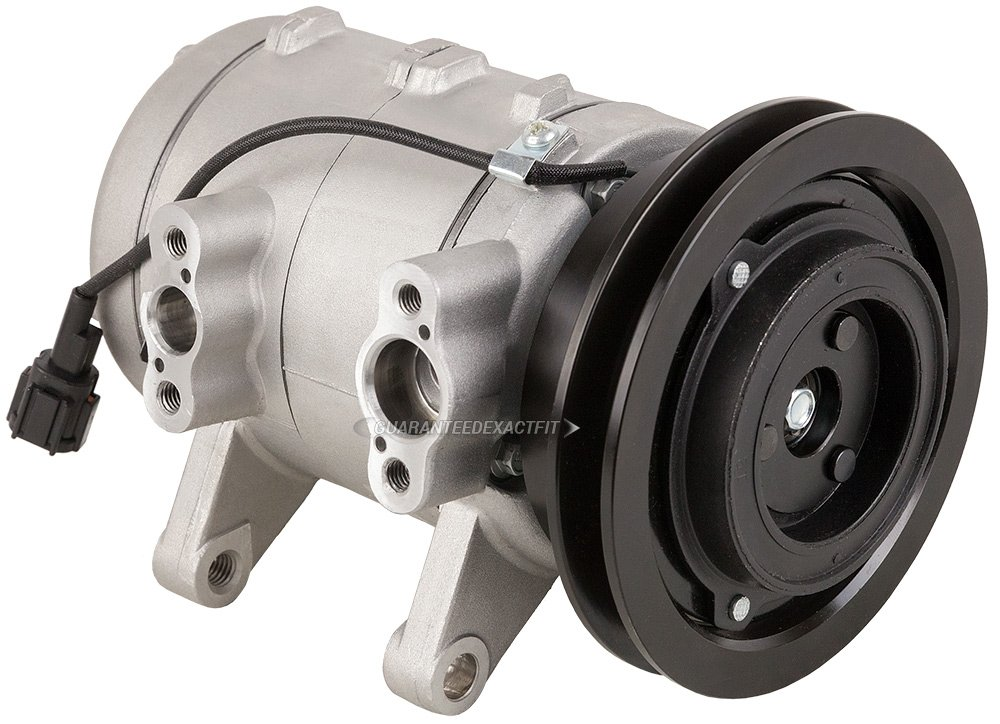 Amazon.com: AC Compressor & A/C Clutch For Nissan Fontier & Xterra - BuyAutoParts 60-01420NA New: Automotive
