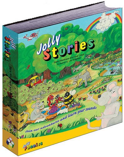 Jolly Phonics Sound Stories: Sue Lloyd, Sara Wernham ...