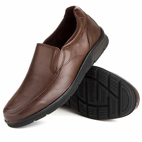 Pitillos Cordones43MarrónAmazon 4650 es Zapato Hombre Sin J3lFKT1c