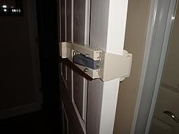 Amazon Com Safety 1st Prograde No Drill Top Of Door Lock