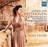 Beethoven: Piano Sonata No.32, Op.111; Eroica Variations, Op.35; Polonaise, Op.89; Fantasia, Op.77