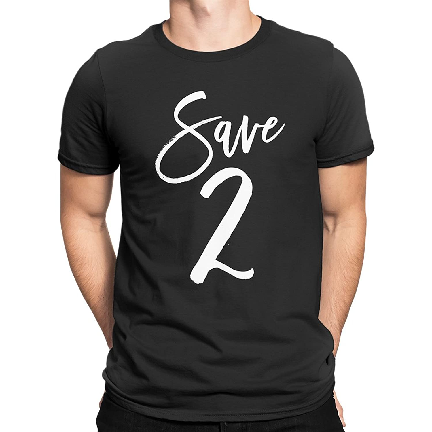 Save The Date Wedding Announcement Groom T-shirt For Men Bachelor Party Funny
