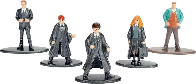 Simba Majorette 253180001 Harry Potter - Pack de 5 Personajes de ...