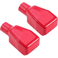 WINOMO 2pcs positivo batería Terminal couvre Top Post